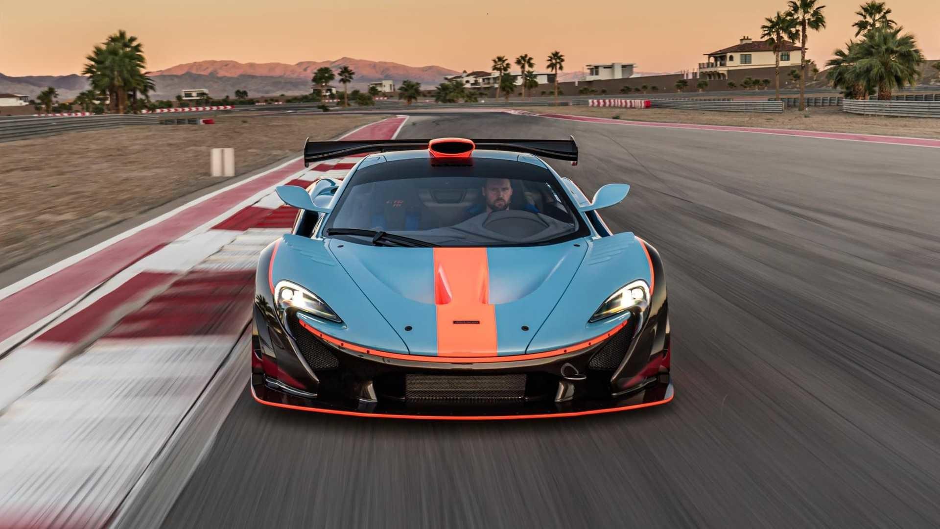 Foto de McLaren P1 GTR-18 preparado por Lanzante (4/32)