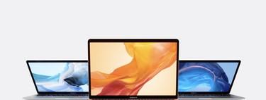 Nuevo MacBook Air: nuevo diseño y pantalla Retina para el portátil más asequible de Apple