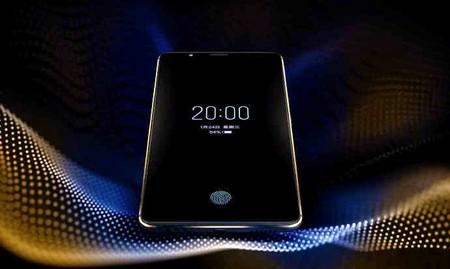 El Vivo X20 Plus UD, el primer teléfono móvil de la historia con el lector de huellas bajo la pantalla