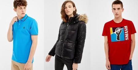 Mid Season Sale en Springfield: sólo hasta medianoche tenemos un 50% de descuento en cientos de prendas para hombre y mujer
