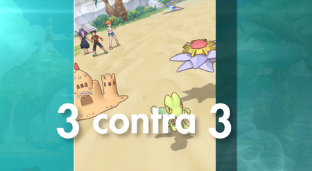Pokemon Masters Combates