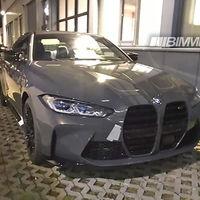 ¡Filtrado! El BMW M4 2021 pierde el secreto de su diseño ante la cámara