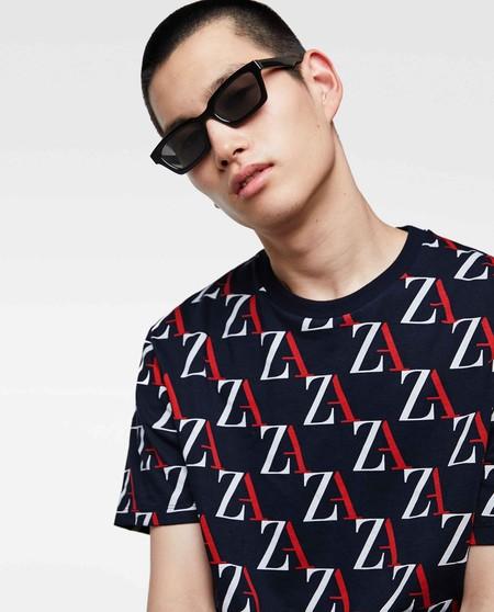 La logomanía llega a la colección masculina de Zara con cinco piezas clave