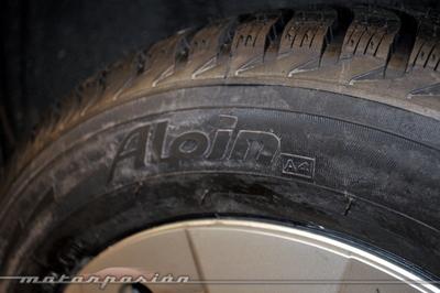 Michelin Alpin 4, prueba de larga duración: El montaje
