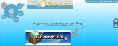 Prezi, un editor de presentaciones online diferente
