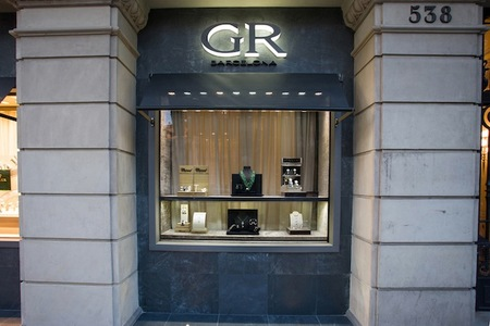 La joyería GR Barcelona abre sus puertas en la Avenida Diagonal