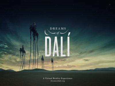 Viaja por el mundo surrealista de Dalí gracias a este alucinante vídeo de realidad virtual