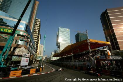 Oliver Jarvis vence la carrera clasificatoria de la F3 en Macau