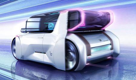 Autos Electricos Bertone 10