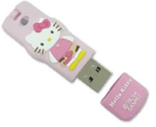 Memoria USB de Hello Kitty
