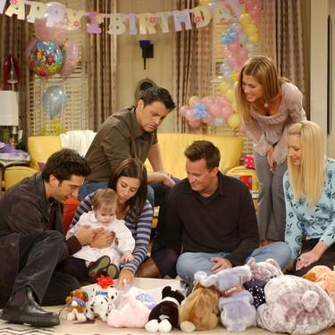 'Friends' cumple 25 años y sus festejos han comenzado ya con el #FriendsFest