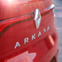 Renault Arkana, un misterioso SUV con destino a Rusia dice hola en este primer teaser