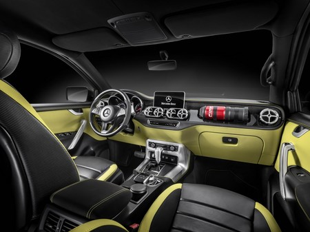 Mercedes Benz Clase X 17