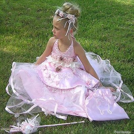 Princesa-rosa