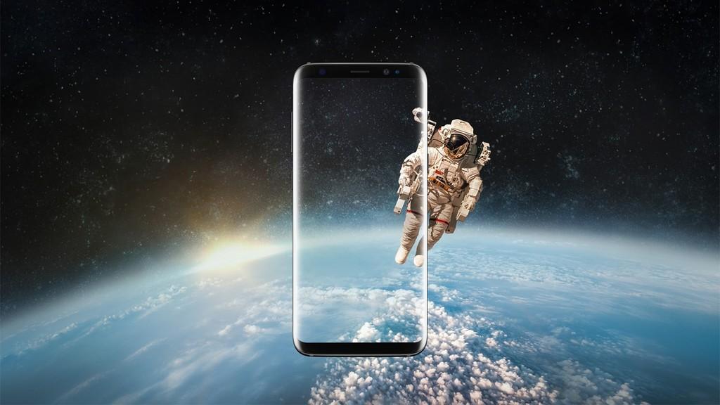 Kv Galaxy S8 Unbox Phone L