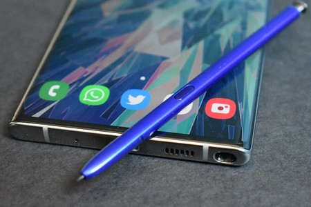 Samsung Galaxy Note 10 Plus Analisis Mexico S Pen
