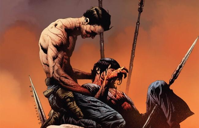 El pistolero comic Torre Oscura de Stephen King