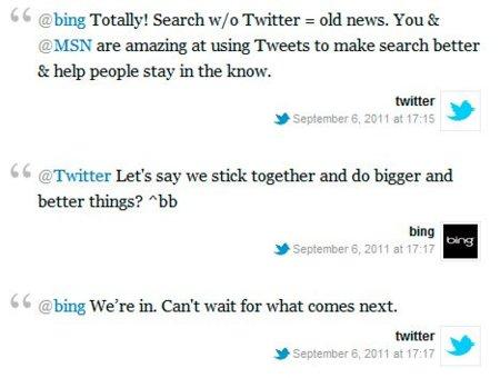 Twitter y Microsoft sí llegan a un acuerdo para la búsqueda en tiempo real
