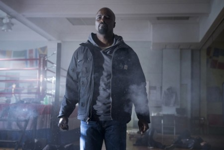 Luke Cage Indestructible