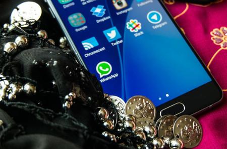 Uso del smartphone en la India