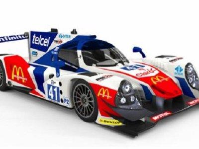Memo Rojas competirá en las 24 Horas de Le Mans, buscará  completar el trio de victorias en las carreras de resistencia más importantes