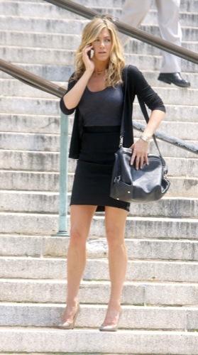 "Los looks perfectos de Jennifer Aniston en ""The Bounty Hunter"""