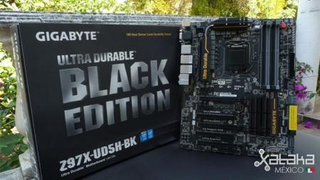 GIGABYTE Z97X-UD5H-BK Black Edition, análisis - Parte 1