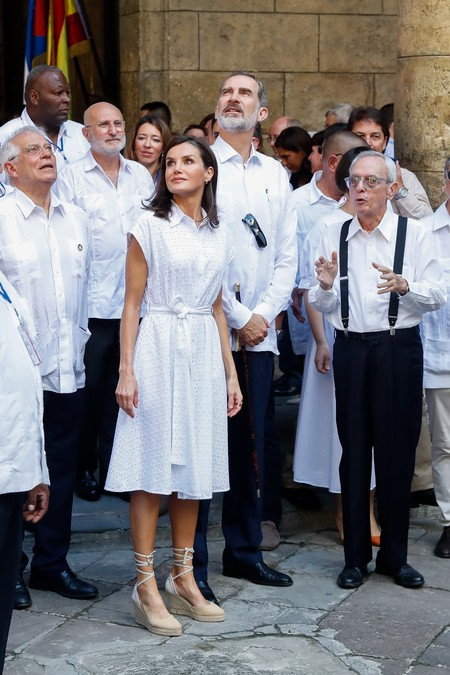 Reina Letizia Cuba 2