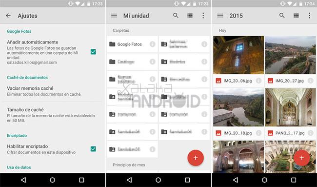 Google Photos in Drive