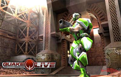GDC 2008: 'Quake Live', gratuito y en el navegador