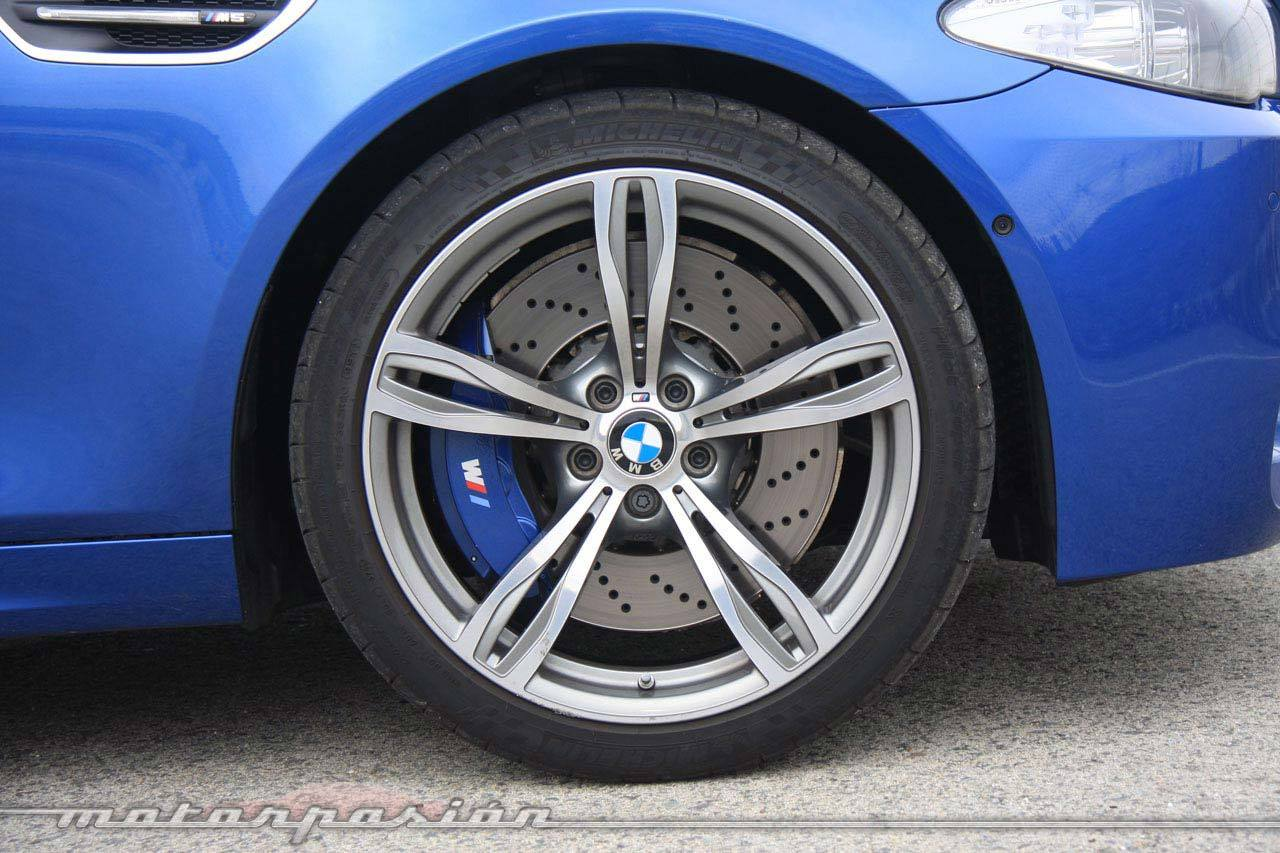 Foto de BMW M5 (Prueba) (56/136)