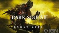 Sufridores del mundo, Dark Souls III será vuestra próxima pesadilla y llegará en 2016