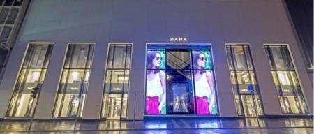 Zara apertura Hong Kong