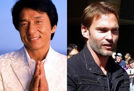 Jackie Chan y Seann William Scott protagonizarán lo nuevo de Sam Fell