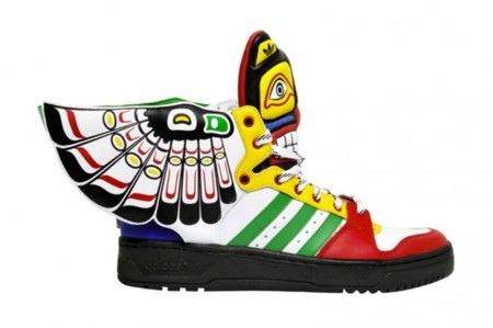 Zapatillas Adidas Originals by Jeremy Scott Totem