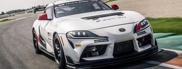 Preparen las chequeras porque Toyota Supra GR GT4 estará a la venta en 2020