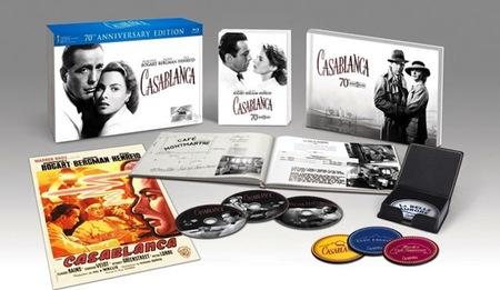 'Casablanca' celebra su 70 aniversario con una edición especial en Blu-ray