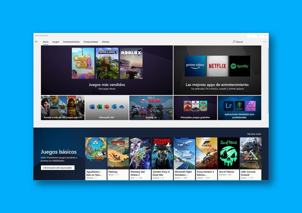 Microsoft prepara una nueva Microsoft Store más abierta y flexible con los desarrolladores, según Windows Central