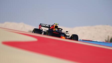 Perez Sakhir F1 2021