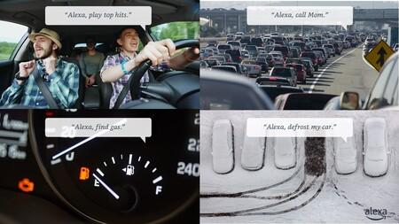 Alexa Auto Use Cases