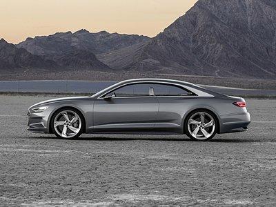 El nuevo Audi A8 será híbrido y podrá usar su motor eléctrico hasta los 160 km/h
