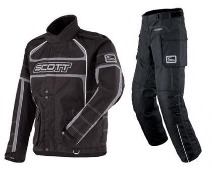 Cazadora y pantalon X-Two de Scott