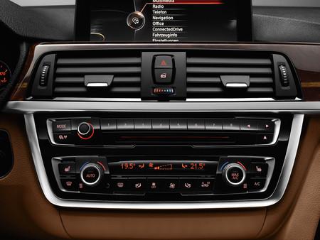 BMW 428i Coupé interior