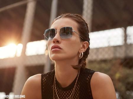 Gafas de sol con lentes degradadas para ser la más fashion de las vacaciones de verano