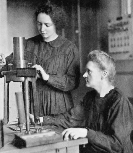 Marie Irene Curie
