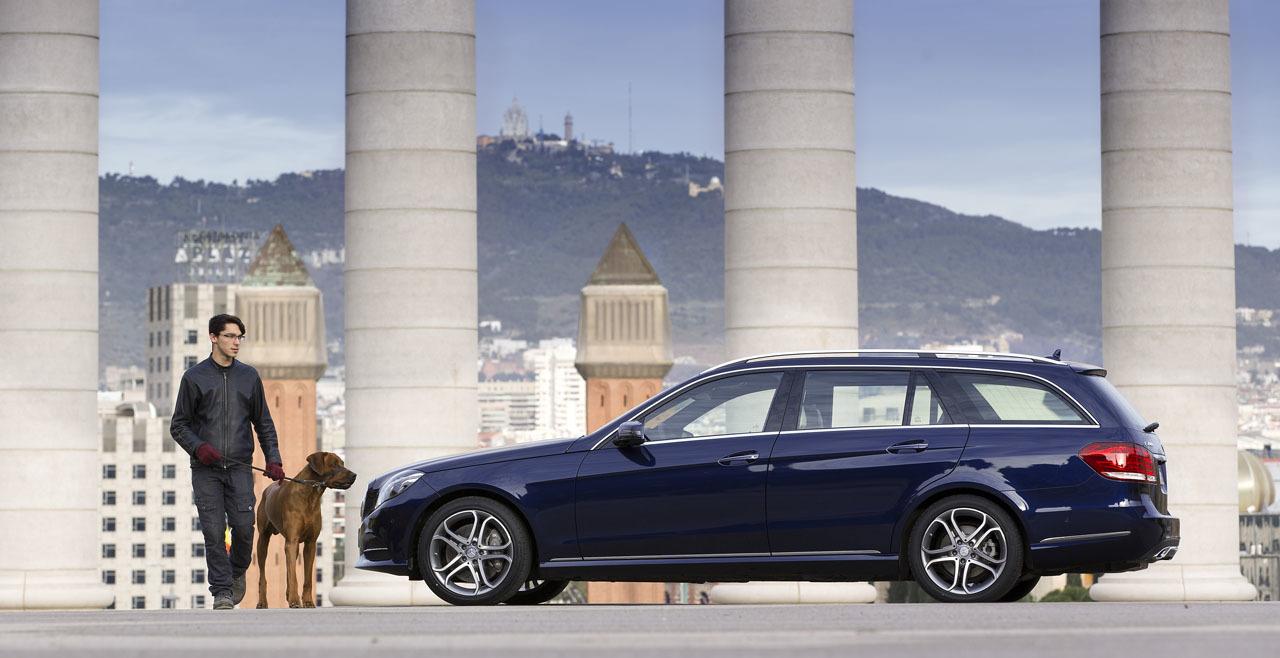Foto de Mercedes-Benz Clase E 2013 (presentación) (43/48)