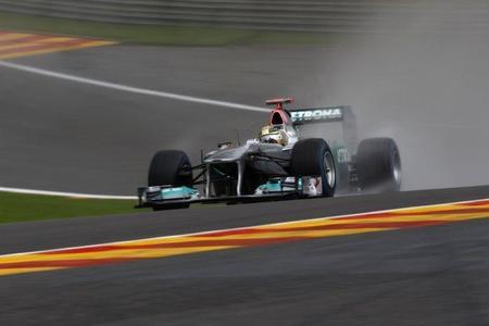 GP de Bélgica F1 2011: Michael Schumacher completa una carrera digna de sus mejores días
