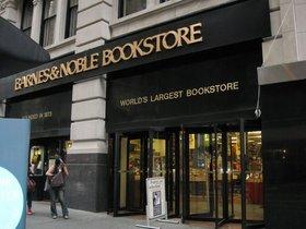 El libro electrónico pone en aprietos a Barnes & Noble