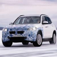El BMW iX3 revela sus cifras: será un SUV eléctrico con 286 CV, batería de 74 kWh y autonomía de 440 kilómetros