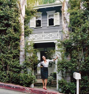 Casas de famosos: Mary McDonald